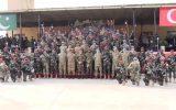 پایان یک دور دیگر از مانورهای نظامی مشترک پاکستان و ترکیه