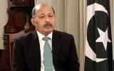 سفیر پاکستان: دولت آمریکا در تعامل با طالبان توافقنامه قطر را ارزیابی کند