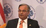 سفیر پاکستان در آمریکا خواستار ایفای نقش کاخ سفید برای حل بحران های تاریخی جنوب آسیا شد