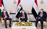 رایزنی مصر و اردن درباره تشکیل کشور مستقل فلسطین