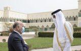 رایزنی وزیر خارجه عراق با امیر قطر در دوحه