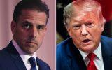 هانتر بایدن: ترامپ یک مرد رذل است