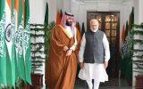 تماس تلفنی نخست وزیر هند با بن سلمان و رایزنی برای گسترش همکاری ها