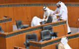 زدوخورد در جلسه پارلمان کویت در پی تعویق استیضاح نخستوزیر