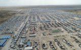 آمریکا ۴۰ داعشی را از اردوگاه الهول به پایگاهش در حسکه منتقل کرد