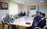 گسترش همکاری نیروهای هوایی جمهوری آذربایجان و پاکستان بررسی شد