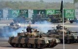 برگزاری رژه نیروهای مسلح پاکستان با پیام صلح و دوستی به منطقه