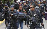 ۱۳ مامور پلیس مکزیک در کمین افراد مسلح کشته شدند