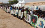 هواداران «شیخ زکزاکی» یاد شهدای جنبش اسلامی نیجریه را گرامی داشتند
