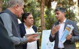 وزیر خارجه پاکستان خواستار ترجمه کتاب حکایت ملک خداداد به اردو و انگلیسی شد