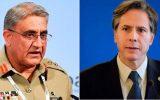 آمریکا بازهم خواهان مشارکت فعال پاکستان در صلح افغانستان شد