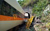 قطار تایوانی با ۳۵۰ مسافر از خط خارج شد