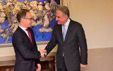 دستور کار پاکستان و آلمان برای تعمیق مناسبات دفاعی و تجاری