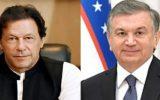 گفتگوی تلفنی نخست وزیر پاکستان با رئیس جمهور ازبکستان
