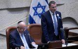 توافق میان احزاب رقیب نتانیاهو برای تشکیل کابینه صهیونیستی