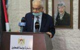 درگذشت سفیر فلسطین در دمشق بر اثر کرونا