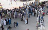 گزارش تصویری از معترضان ضدفرانسه در خیابانهای پاکستان