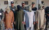 نیروهای امنیتی پاکستان از دستگیری ۵ عضو داعش خبر دادند