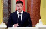 زلنسکی ۹۳ اوکراینی و ۲ شرکت روس را تحریم کرد