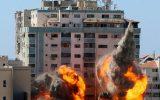"""پشیمانی مسئولان رژیم صهیونیستی از حمله به برج """"الجلا"""""""