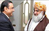 شروع تلاش های فضل الرحمان برای بازگرداندن حزب مردم به جمع احزاب اپوزیسیون پاکستان