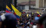 مادران کلمبیایی برای محافظت از جوانان، به خط مقدم اعتراضها پیوستند