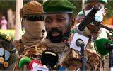 دادگاه قانون اساسی مالی رهبر کودتای نظامی را به عنوان رئیس جمهور موقت اعلام کرد