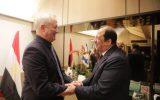دیدار رئیس سازمان اطلاعات مصر با گانتس