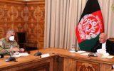استقبال پاکستان از آتشبس طالبان،دیدار ژنرال باجوا با اشرف غنی در کابل