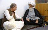 آیت الله بشیر نجفی خواهان گسترش روابط  پاکستان با عراق شد