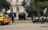 حمله به خانه سفیر عربستان سعودی در لندن