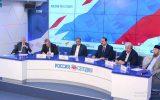 واکنش به ترجمه نادرست خلیجفارس در میزگردی در مسکو/ مترجم عذرخواهی کرد