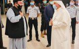 وزیرکشور پاکستان با پیام عمرانخان عازم کویت شد