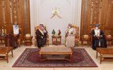 سفر هیئت سعودی به مسقط و پیام پادشاه عربستان برای همتای عمانی