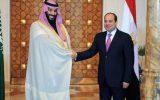 دیدار بن سلمان با سیسی در شرم الشیخ مصر