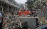 انفجار گاز در چین با ۱۱ کشته و ۳۷ زخمی