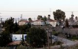 برپایی کانکسهایی در جنوب شهر الخلیل توسط صهیونیستها