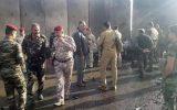۹ کشته و مجروح در حمله مسلحانه در شمال بغداد