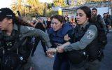 ضرب و شتم و بازداشت خبرنگار الجزیره توسط پلیس رژیم صهیونیستی+ فیلم
