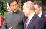 رایزنی تلفنی عمران خان و پوتین در مورد آخرین تحولات افغانستان