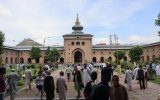 پیروزی مقاومت مردم کشمیر بر دولت هند و اقامه نماز جمعه در سرینگر پس از ۱۶ ماه