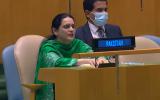 نماینده پاکستان در سازمان ملل: هند هیچ گاه ندارد کشمیر را یک مساله داخلی بداند