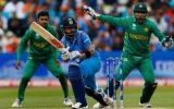 جشن ملی مردم پاکستان پس از شکست دادن تیم ملی کریکت هند