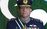فرمانده نیروی هوایی پاکستان: امنیت در منطقه با حل مساله کشمیر پدید خواهد آمد